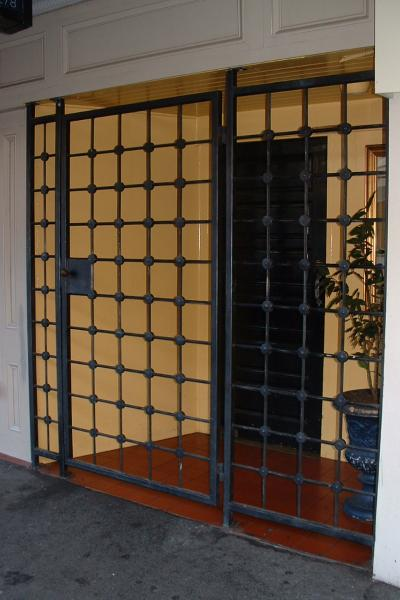 Ironic Art Products 7 Security Doors Panels Screens